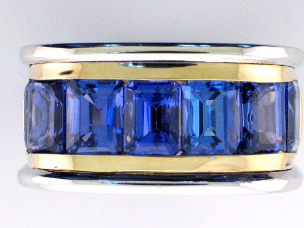 Men's Tanzanite Rings